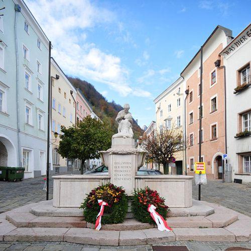 War Memorial Hallein