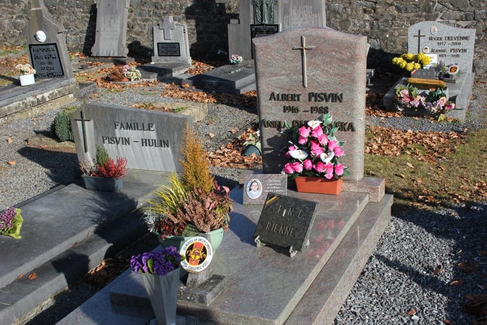 Belgian Graves Veterans Rienne