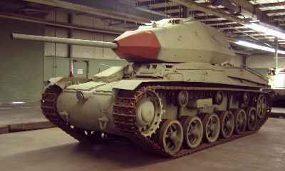 A.A.F. Tank Museum