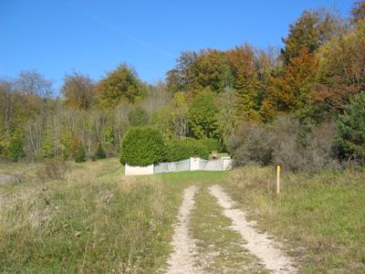 Soviet War Cemetery Gänsewag