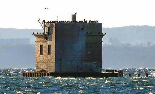 Observation Tower Torpedowaffenplatz Hexengrund