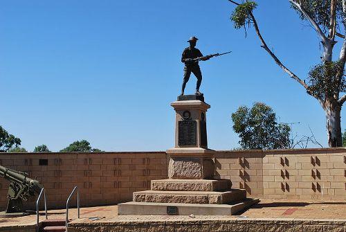 War Memorial Mannum