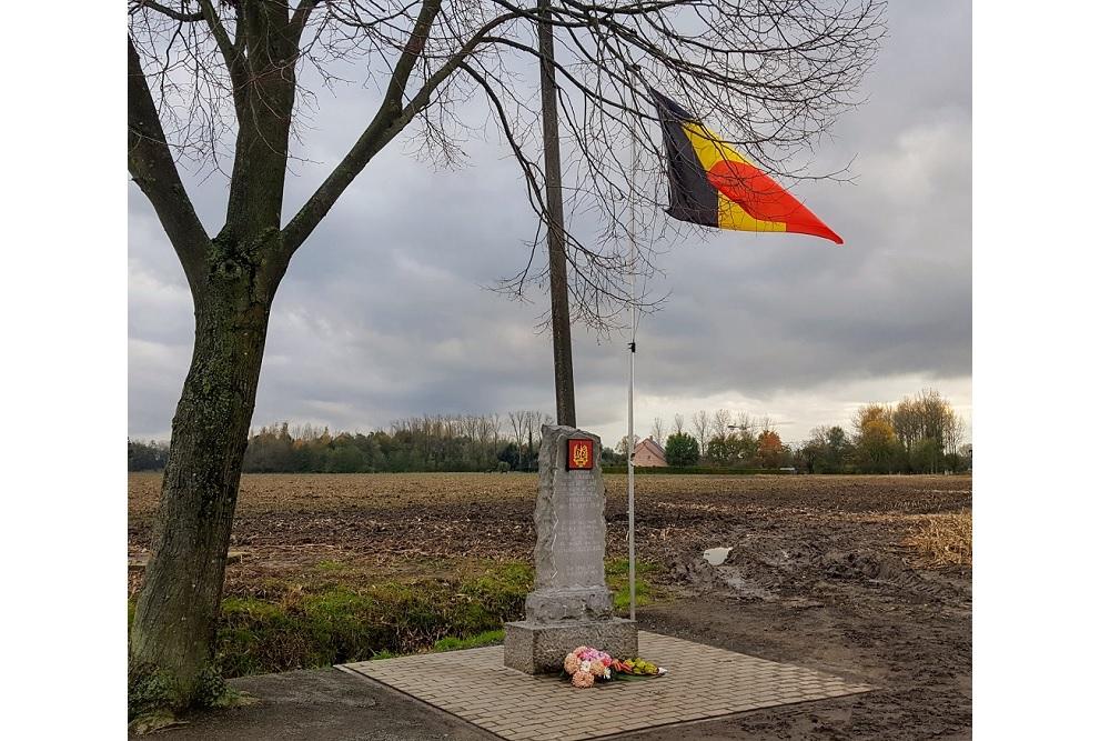 War Memorial 12th Line Neeravert