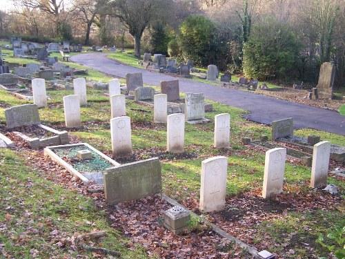 Oorlogsgraven van het Gemenebest Lavender Hill Cemetery