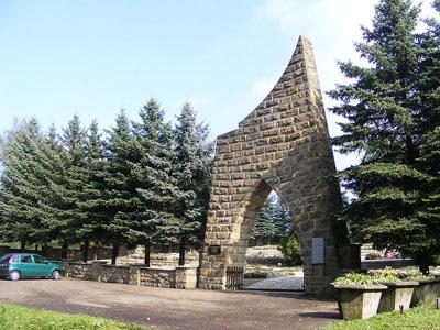 Oorlogsbegraafplaats Dukla