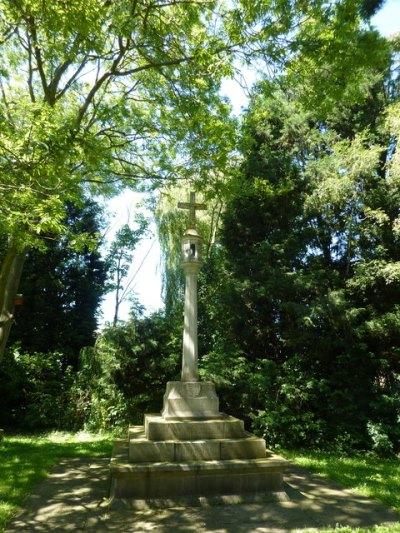 War Memorial Whitstable