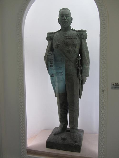 Monument Goto Shinpei