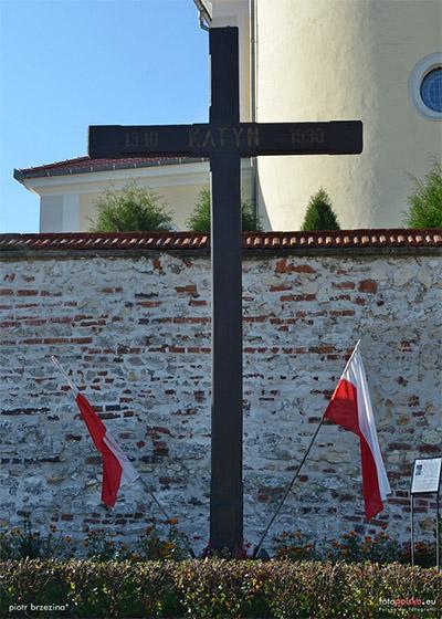 Katyn Cross Morawica