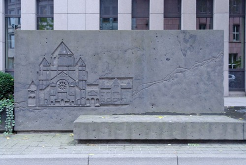 Memorial Great Synagogue Düsseldorf