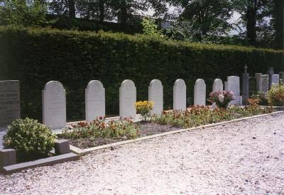 Nederlandse Oorlogsgraven Algemene Begraafplaats Alkmaar