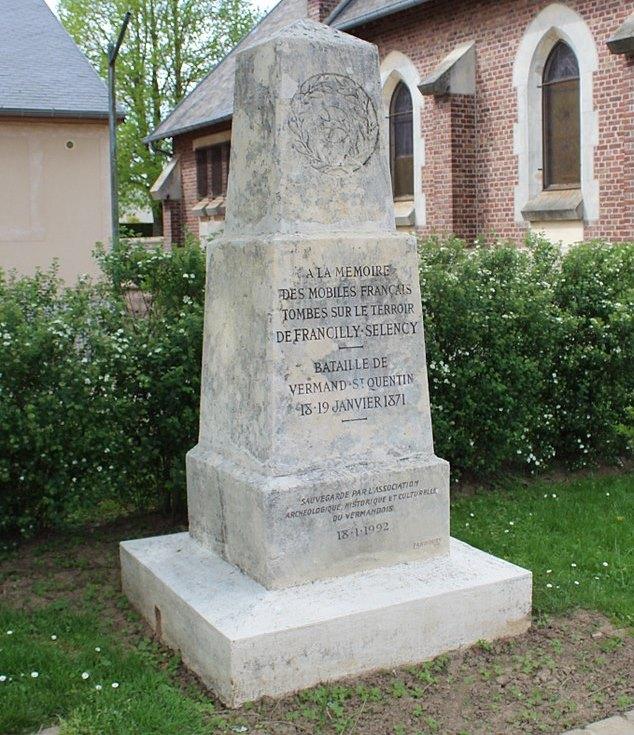 Memorial Complex Francilly-Selency