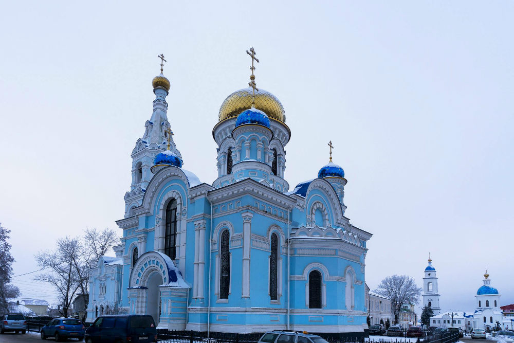 Assumption Cathedral Maloyaroslavets