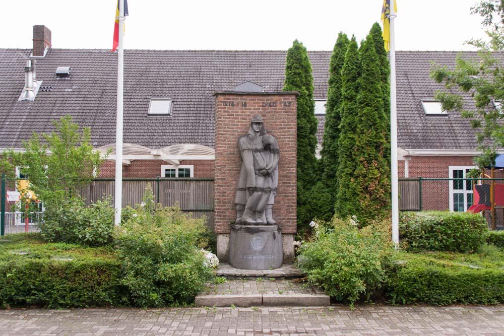 Monument Gesneuvelden Brecht