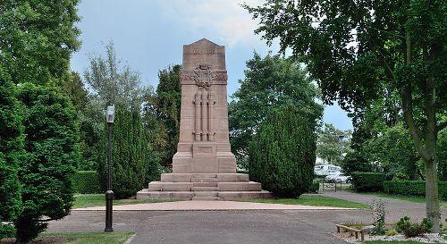 War Memorial Colmar