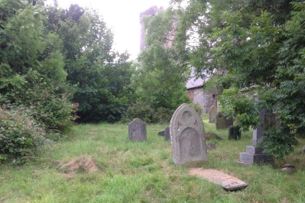 Oorlogsgraven van het Gemenebest St. Thomas A Becket Churchyard