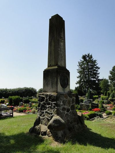 War Memorial Zahrensdorf