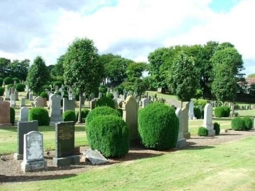 Oorlogsgraven van het Gemenebest Arbroath Eastern Cemetery