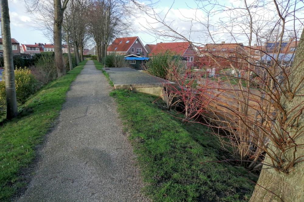 Groepsschuilplaats Julianastraat Ooltgensplaat