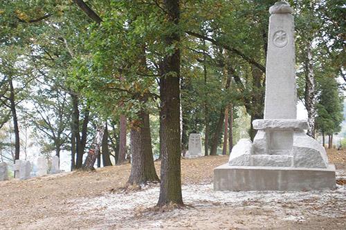 Kampbegraafplaats Podhrad