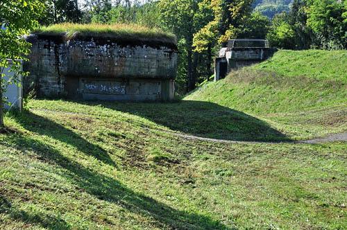 Swiss Heavy Casemate
