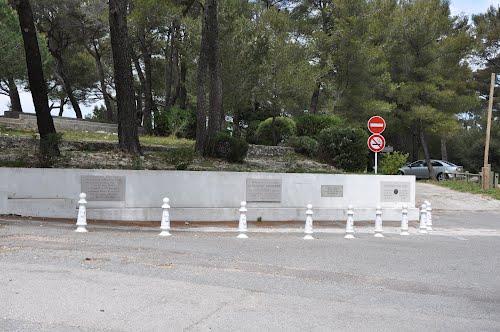 War Memorial Mont Faron