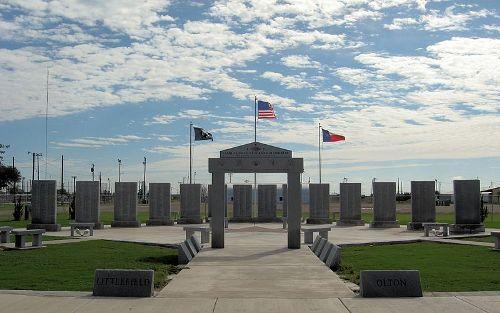 Veterans Memorial Lamb County