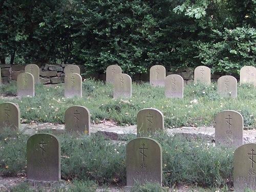 Poolse Oorogsgraven Oorlogsbegraafplaats Helmighausen