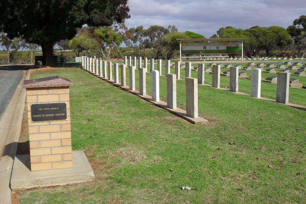 Commonwealth War Graves Garden of Memory