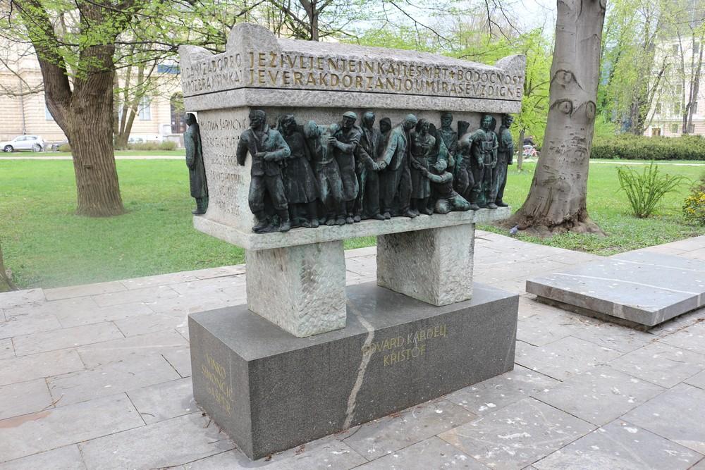 Tomb of the People's Heroes Ljubljana