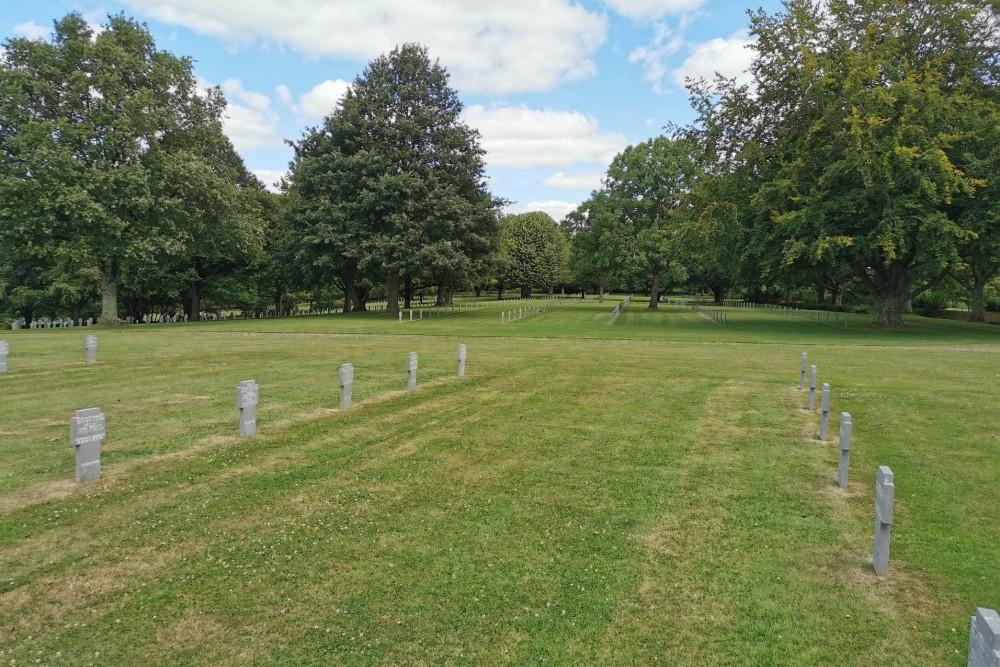 Duitse Oorlogsbegraafplaats Orglandes