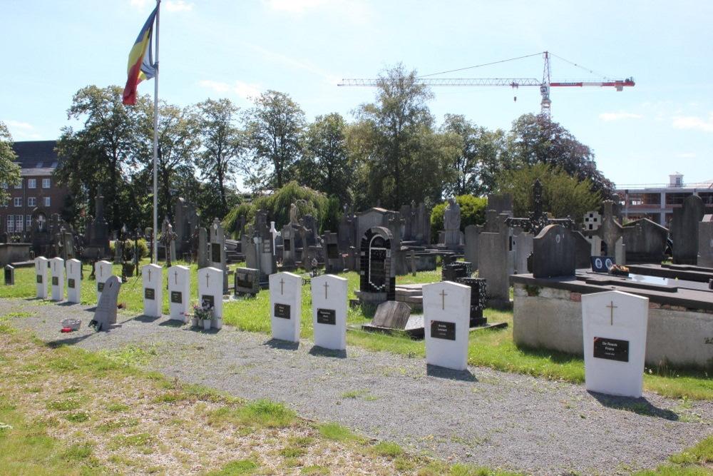 Belgische Oorlogsgraven Torhout