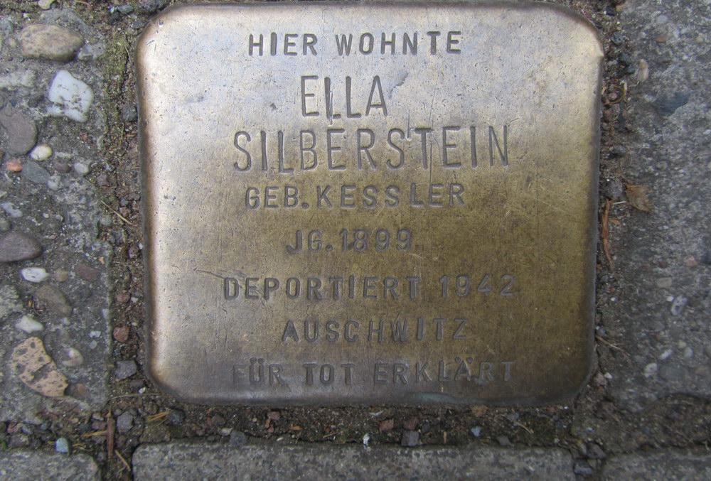 Stolperstein Unter Kahlenhausen 11