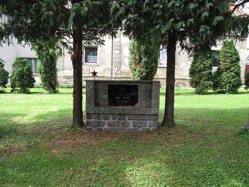 Liberation Memorial Černiv