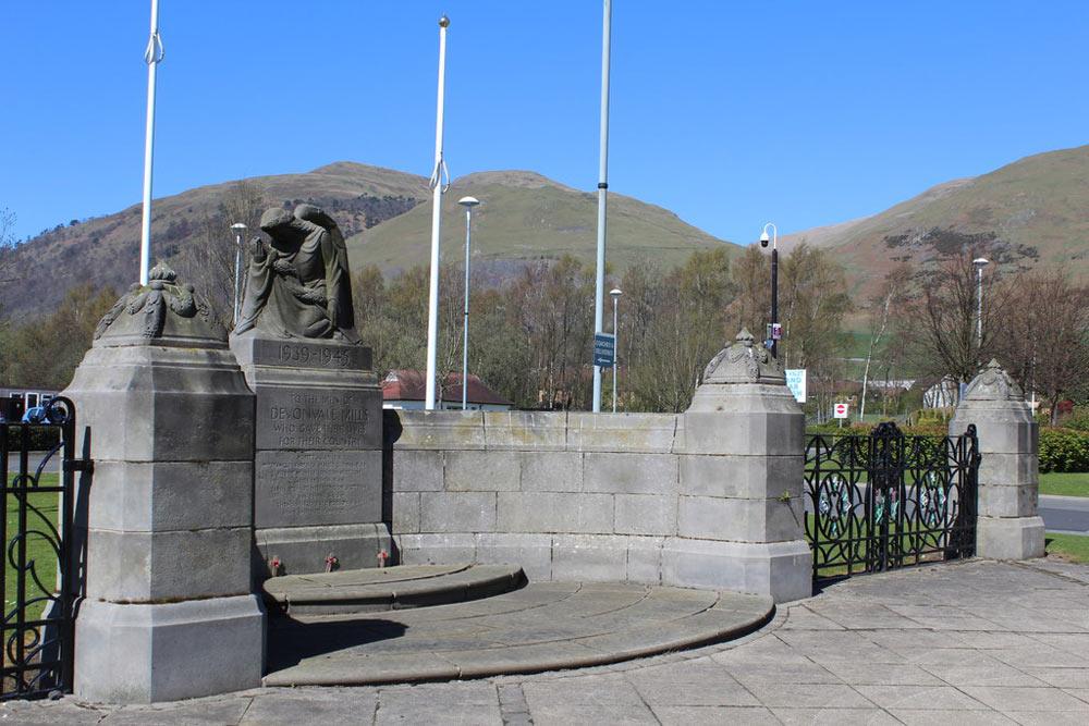 War Memorial Devonside