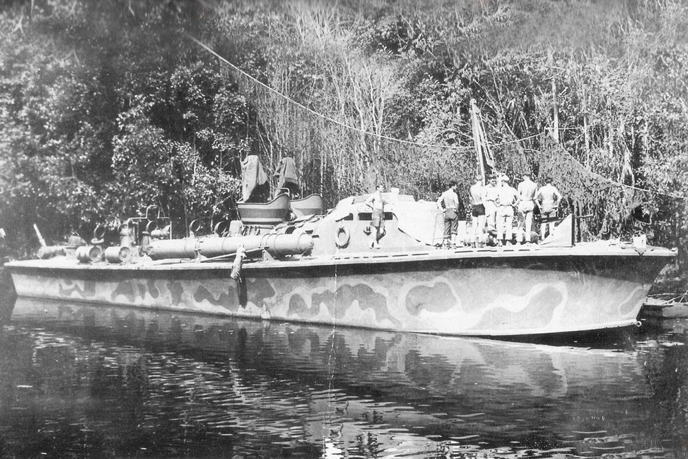 Scheepswrak USS PT-68