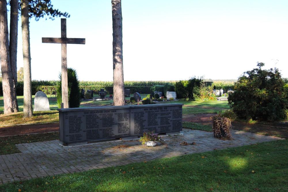 War Memorial Klinkum