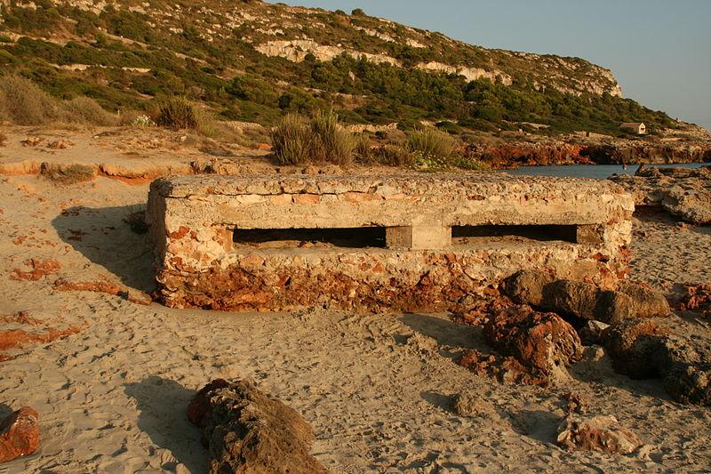 Bunker Playa de Son Bou