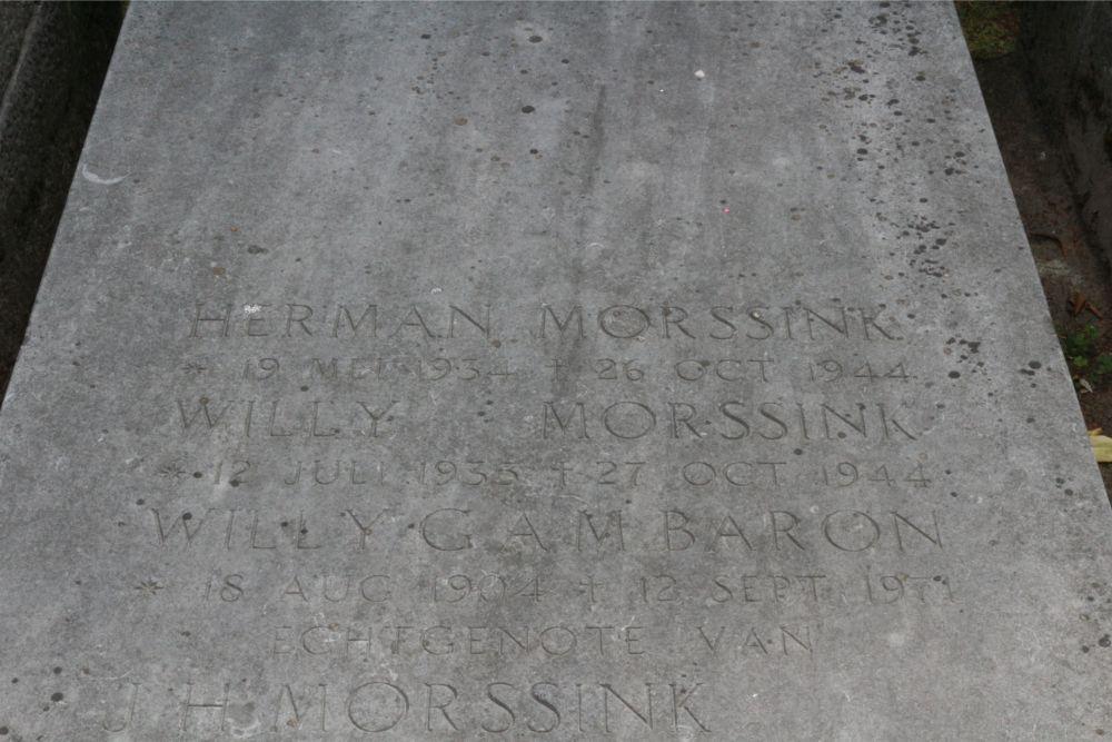 Dutch War Graves Roman Catholic Cemetery Mariaplein Vught