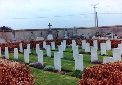 Commonwealth War Graves St. Doulchard