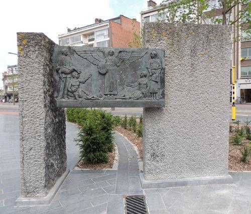 Monument Bombardement Mortsel