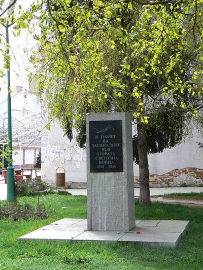 War Memorial Ihtiman
