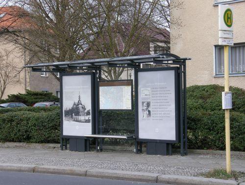 Memorial Synagogue Grunewald