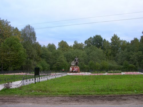Soviet War Cemetery Petushki