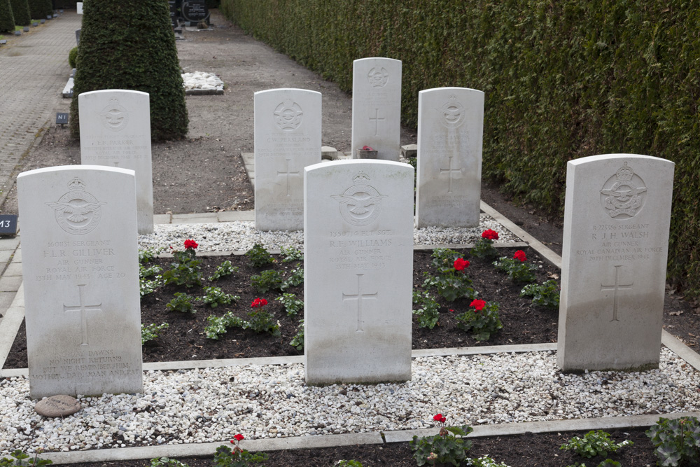 Commonwealth War Graves Roman Catholic Cemetery Albergen