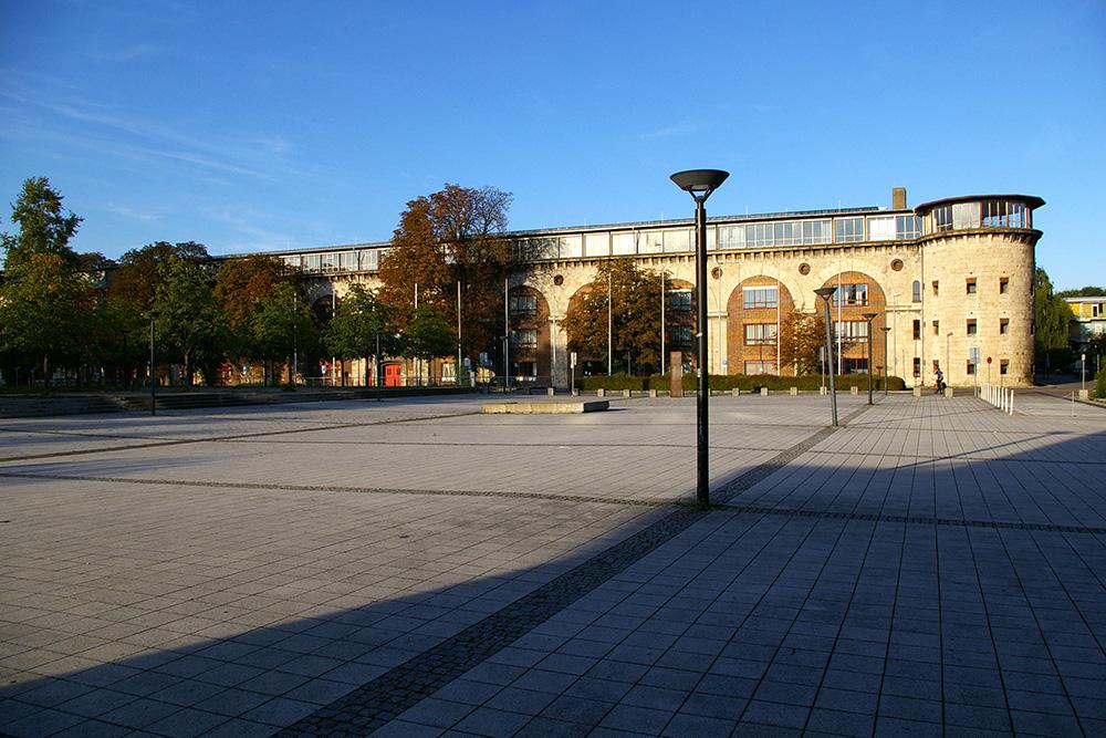 Bundesfestung Ulm - Untere Donaubastion (Werk XXIV)