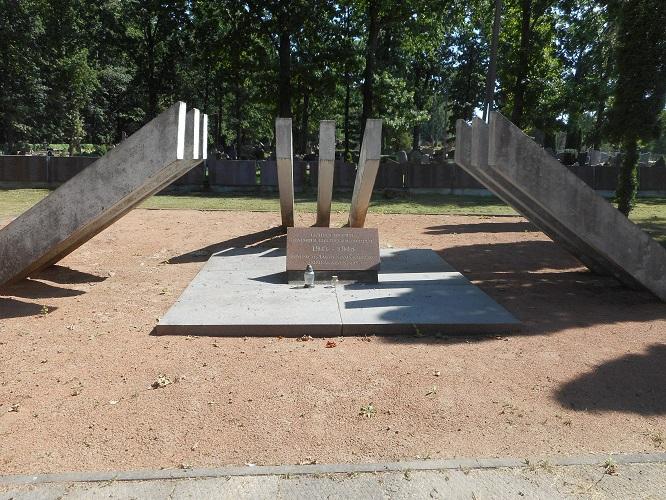 Sovjet Begraafplaats Andriškiai