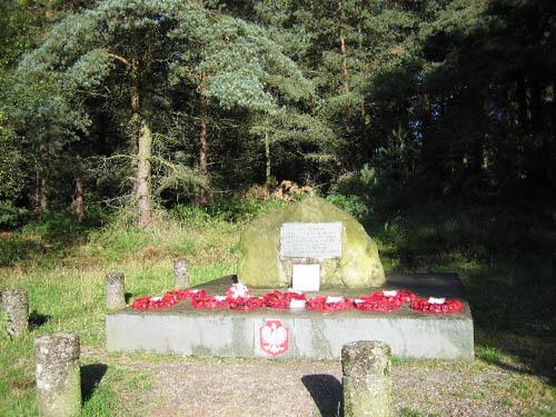 Katyn Monument Brocton