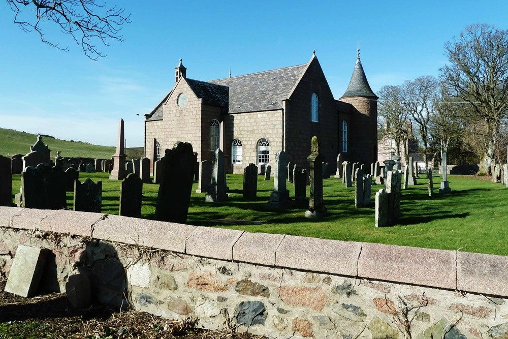 Commonwealth War Graves Cruden Parish Churchyard and Extensions
