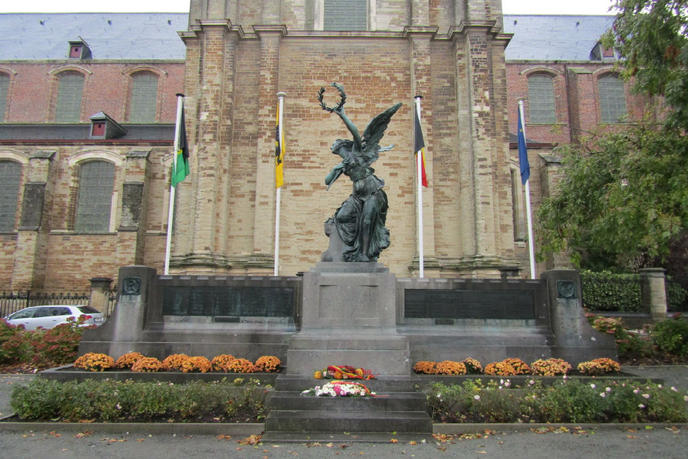 Oorlogsmonument Ninove