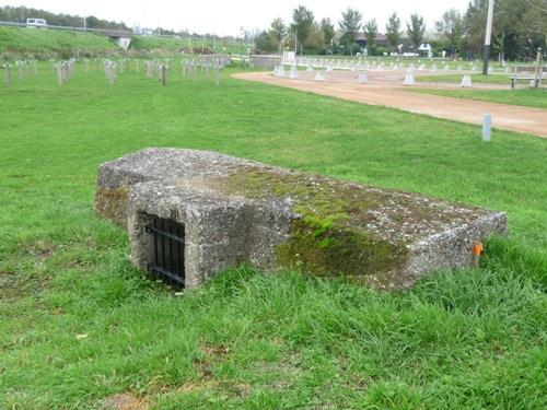 Group Shelter Type 1916/B1 Fort Vechten